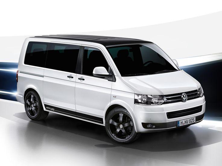 """Volkswagen T5 Multivan """"Edition 25"""""""