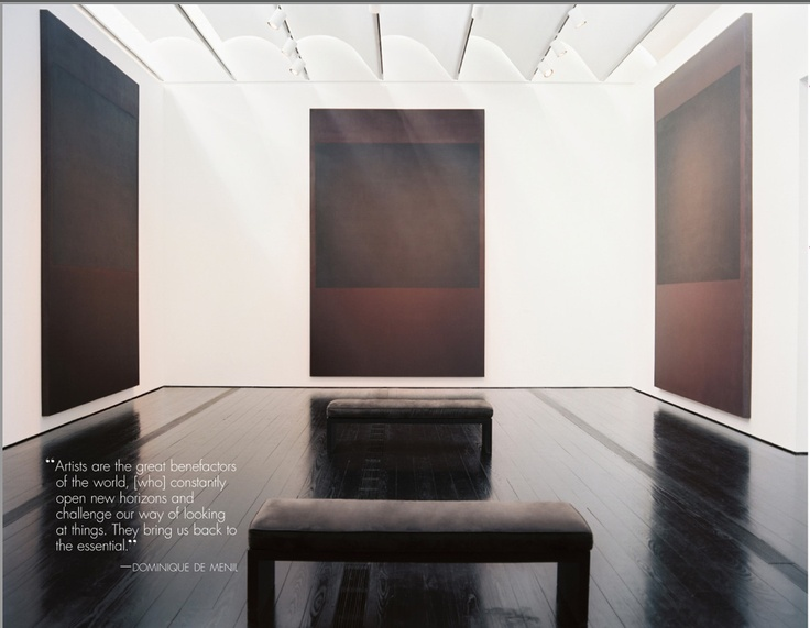 Rothko room at the Tate. 993 best images about Mark Rothko on Pinterest