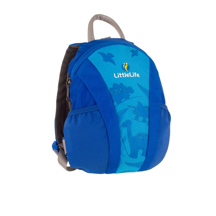 This Runabout Toddler Backpack with Rein is great for learning to walk also with a grab handle at the top of the bag.
