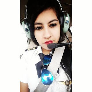 Most Popular Female Pilots from all Over the World: Claudia Isabel Jaramillo