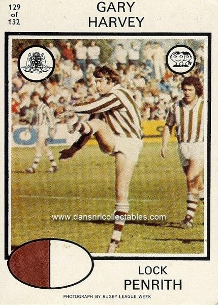 1975 129 Penrith Panthers