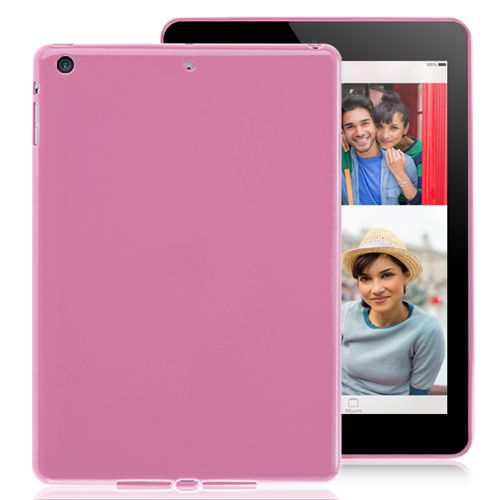 New TPU Solid Colorful Case Cover for iPad Air - Pink Color #ipadaircase #ipadair #ipadcase #casecover #tpucase #colorfulcase #popularcase #bestoftheday #300likes #photooftheday #pinterest #lovelycase #cute #colorful #case #cellz.com #cheapcase $1.98