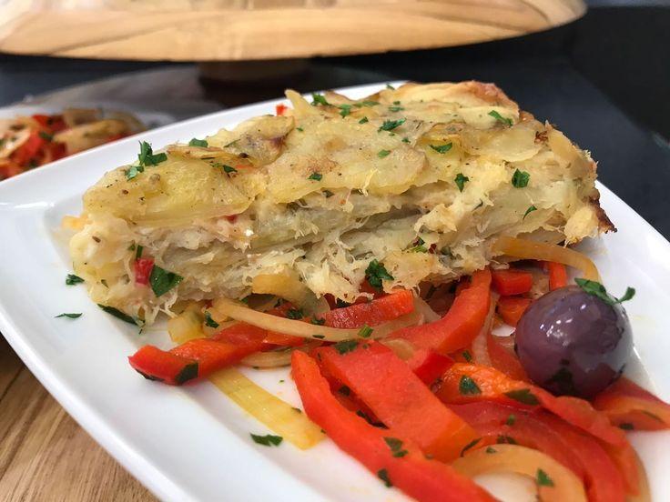 Mil Folhas de Bacalhau | Peixes e frutos do mar > Receitas de Bacalhau | Mais Você - Receitas Gshow