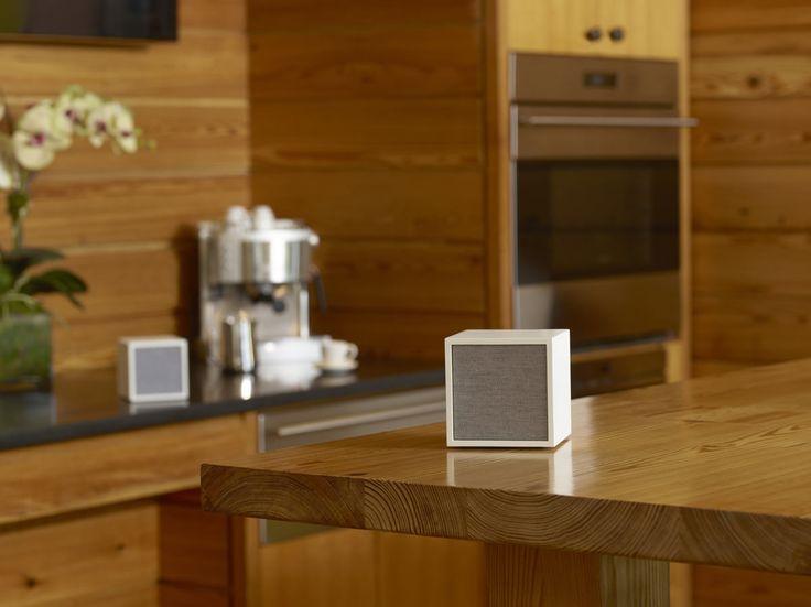 Tivoli Audio draadloze multiroom speakers.