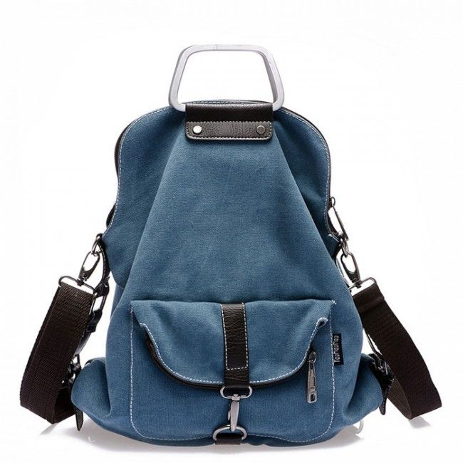 Finally! I found the Fashion Multi-function Canvas Shoulder Bag & Backpack from ByGoods.com. I like it so so much!
