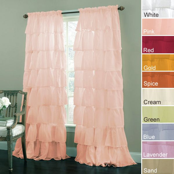 1000 Images About Nursery Curtains On Pinterest Window Panels Coral Nursery And Ruffle Curtains