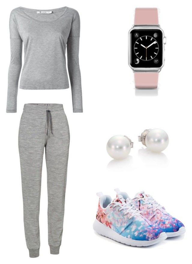"""""""Untitled #7"""" by ncita-willey on Polyvore featuring T By Alexander Wang, NIKE, Icebreaker, Casetify and Mikimoto"""