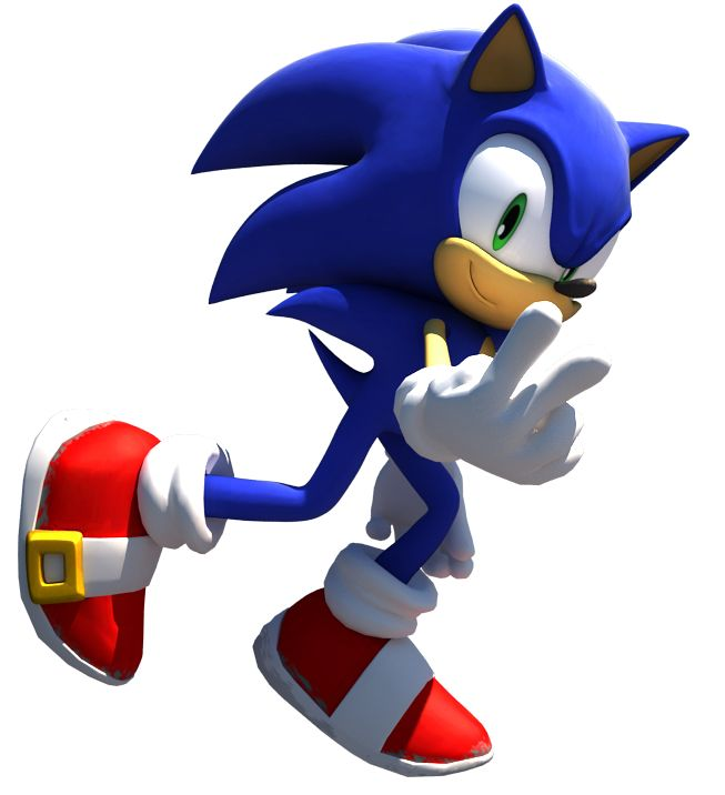 199 sonic the hedgehog - photo #34