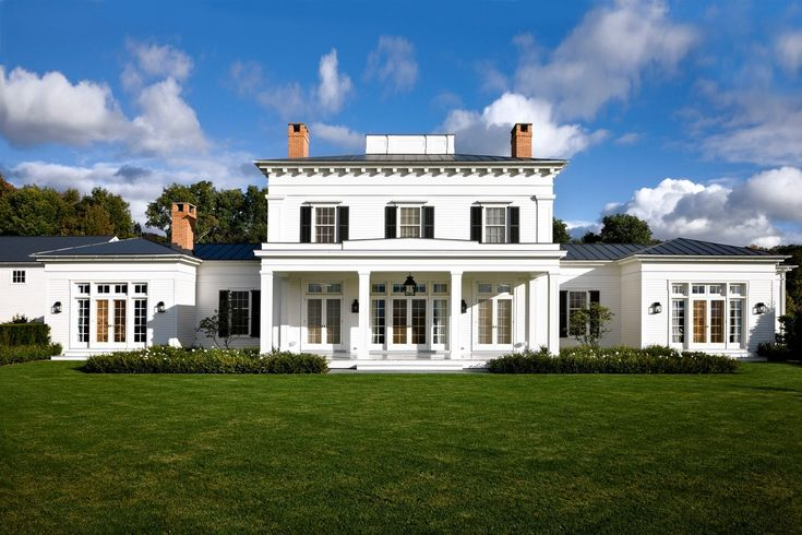 5966 best houses images on pinterest beautiful homes for Classic american architecture
