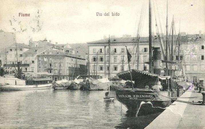 Így lett Fiuméből Rijeka - Magyarország egyetlen tengeri kikötőjének története