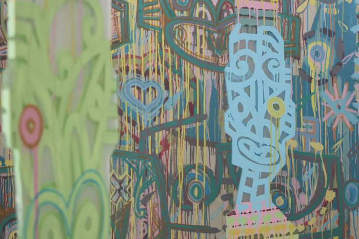 """Kōhine"" A Collaborative Exhibition All Press Gallery By Tāwera Tahuri & Charlotte Graham 2014"