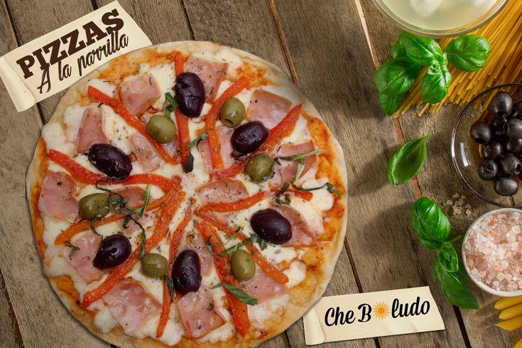Campaña pizzas a la parrilla @cheboludo Barranquilla #pizzas #Design #Diseñografico #Diseñadores #art #Food #Gourmet #ItalianFood