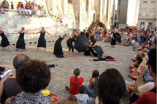 Festival d'Avignon - theatre festival