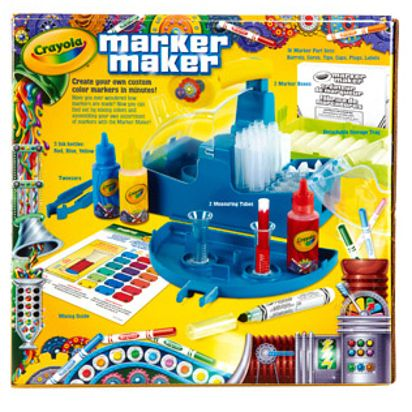 Crayola Marker Maker | What Your Child's Favorite Toy Says About Them