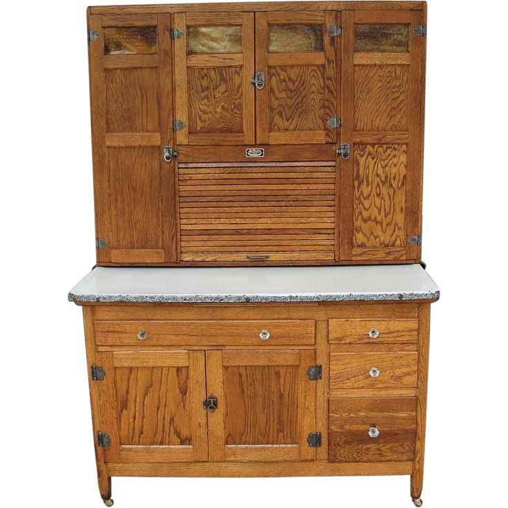1000+ Images About Hoosier Cabinets On Pinterest
