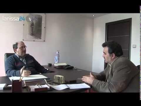 ΕΠΑΜ, Δ.Καζάκης στο Larissa24.gr, 20 Φεβ 2015
