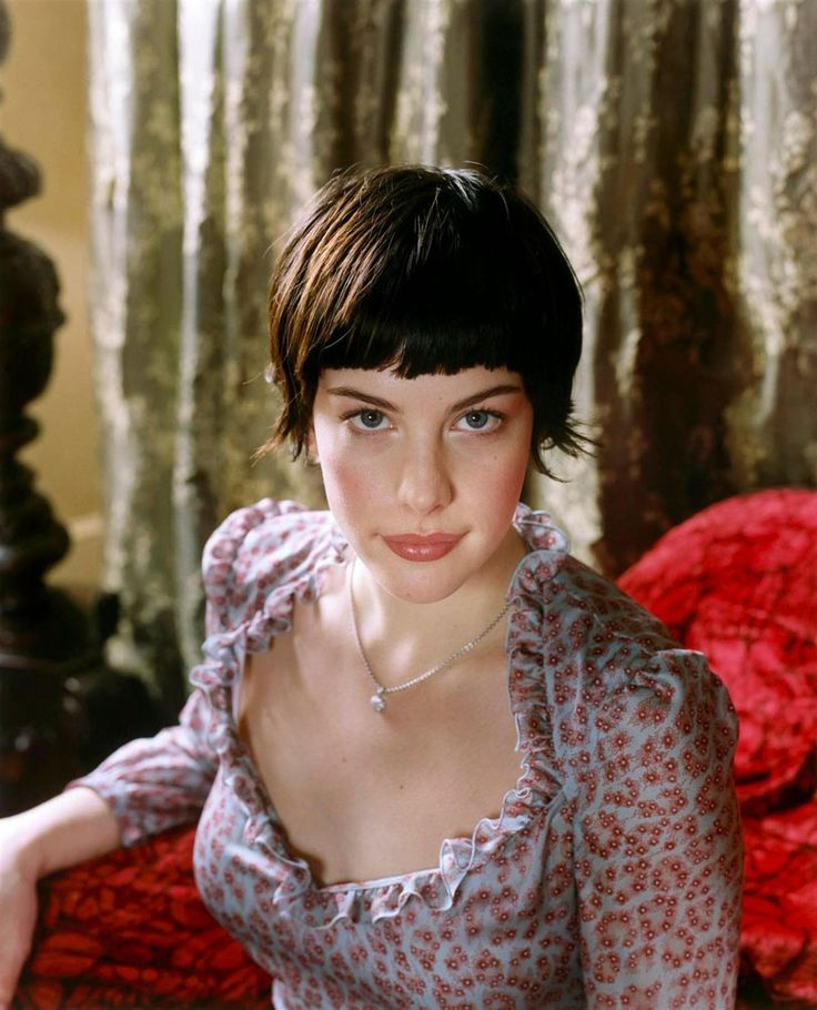 Lovely Liv Tyler Website - gallery