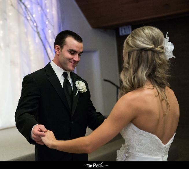 Special Moment At Little Rock Wedding