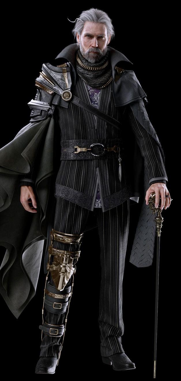 King Regis Lucis Caelum - Kingsglaive: Final Fantasy XV