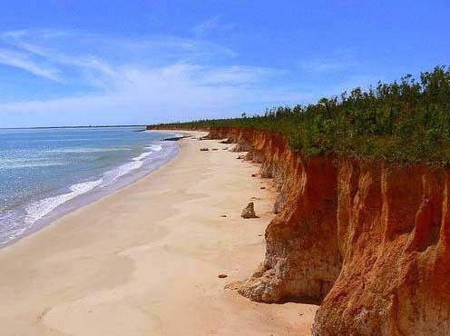 Самые загадочные места планеты: Остров Мелвилл, Северная Австралия