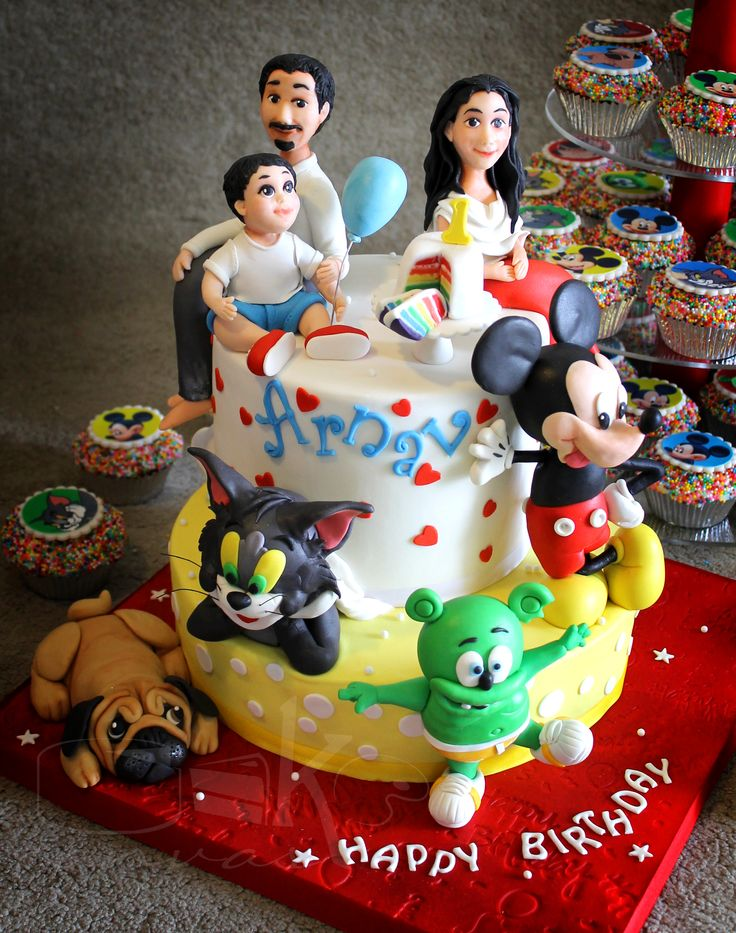 Nikhil Birthday Cake Images : 1000+ images about Fun @ One on Pinterest Terrible twos ...