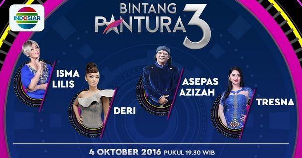 Peserta Bintang Pantura 3 Turun Panggung 4  Oktober 2016   - Memasuki hari ke empat  Audisi Bintang Pantura 3 Panggung 36  Besar di gelar S...