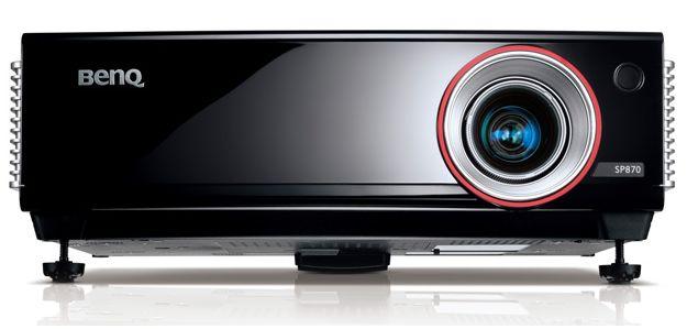 El SP870 tiene una resolución nativa XGA (1024 x 768), esto hace que puedas ver imágenes sin distorsión, nítidas y precisas en tu presentación.