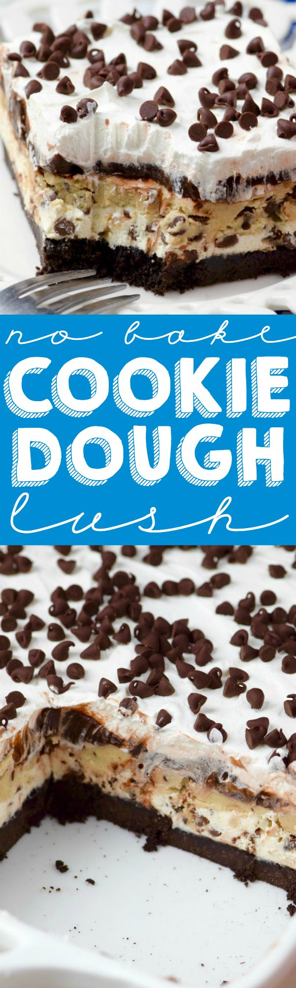 Cookie Dough Lush