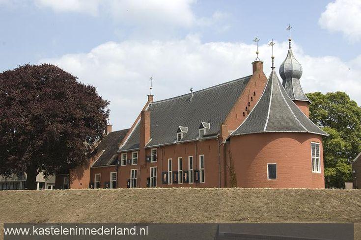 Kasteel Coevorden te Coevorden / Drenthe Nederland