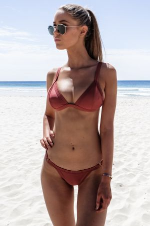 SOUTH BOUND bikini top better be quick only 40.00 !!!