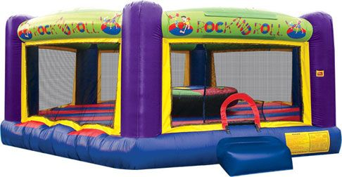 Gladiator Rock n Roll. Great for big kids and adults.