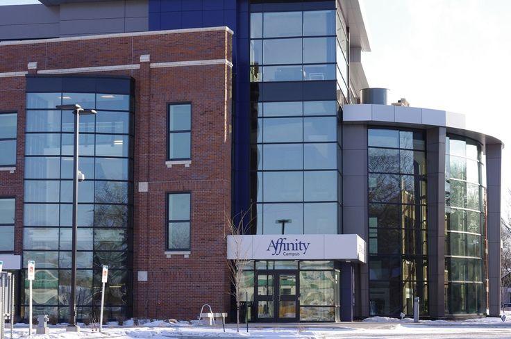 Affinity Campus in the City Park neighborhood of Saskatoon