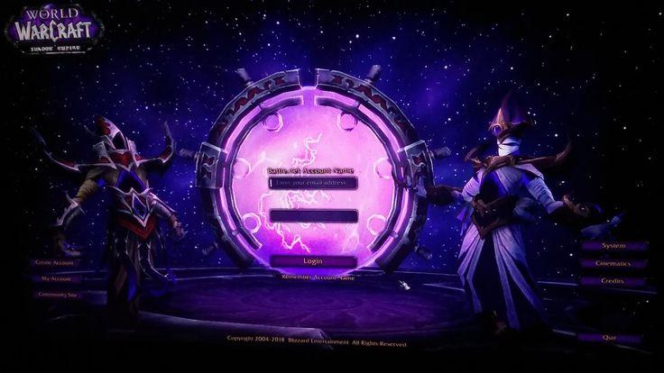 shadow empire login leak #worldofwarcraft #blizzard #Hearthstone #wow #Warcraft #BlizzardCS #gaming