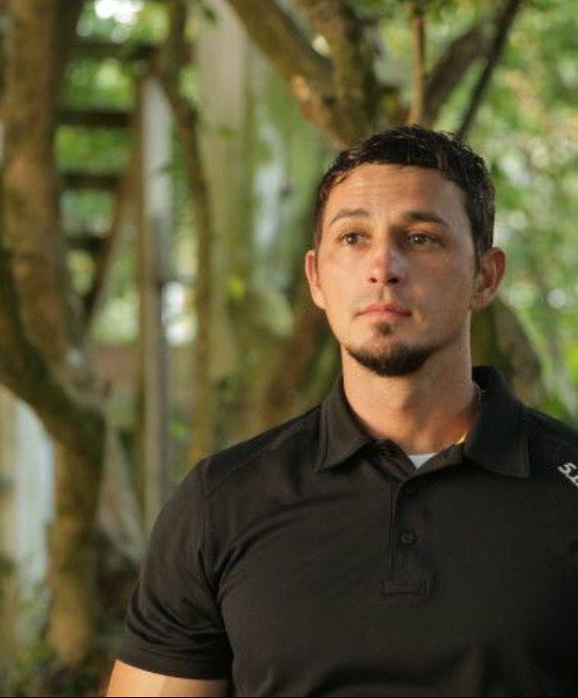Aubrey St. Angelo, Killing Fields on Discovery, hot Louisiana man!! Yummy!!