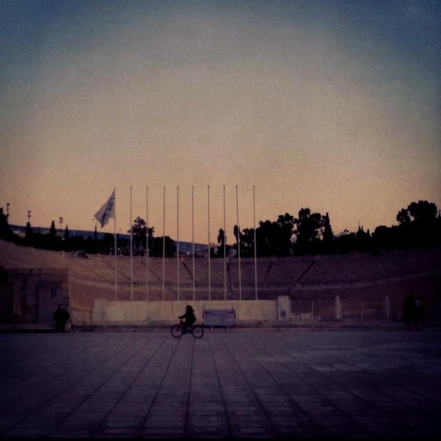 Panathinaiko stadium @Athens