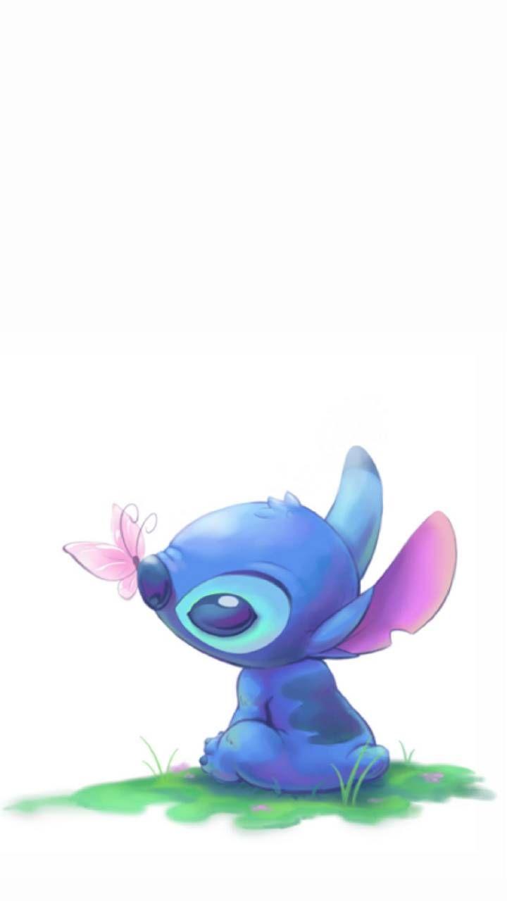 Cute Stitch Stitch Drawing Cartoon Wallpaper Iphone Cute Screen Savers