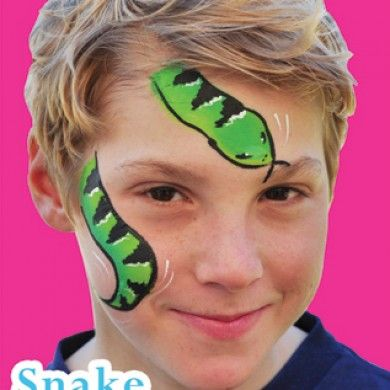 Simple Face Painting | Children's Face Painting