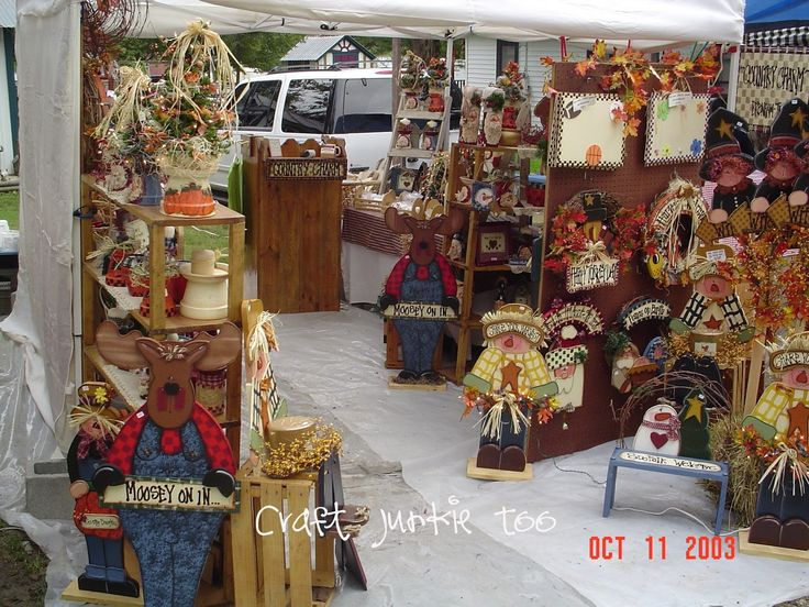 Crafts In The Woods Craft Fair