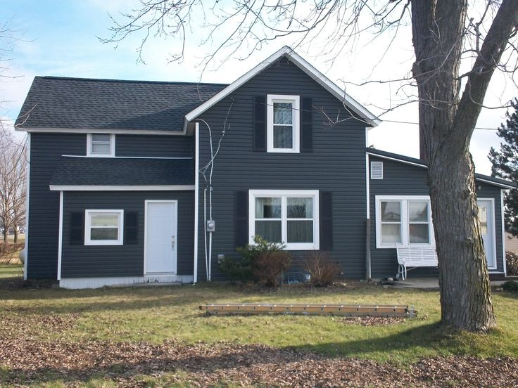 Royal Woodland Siding Ironstone House Paint Exterior Front Colors