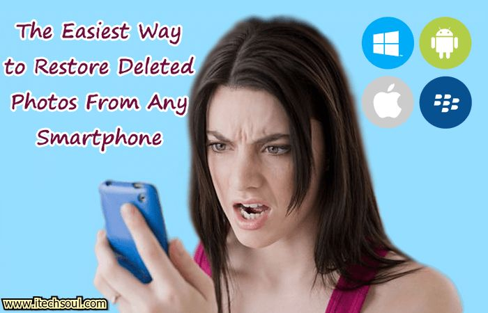 The Easiest Way to Restore Deleted Photos From any Smartphone