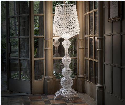 3d13fc7106b4ab451d8bd44881f8af25  kartell design design 5 Incroyable Lampe à Poser Kartell Kqk9