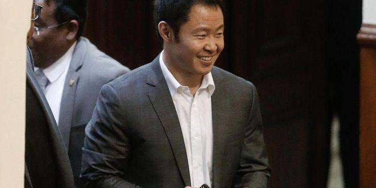 La decisión del hermano menor de Keiko fue determinante en las votaciones de este jueves en el Congreso.