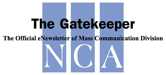 The National Communication Association newsletter.