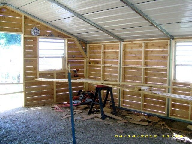 17 Best Ideas About Enclosed Carport On Pinterest