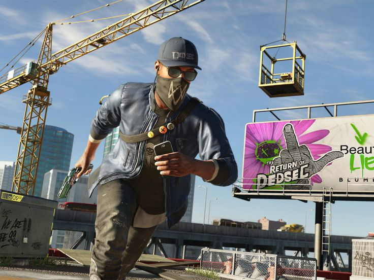 Watch Dogs  Gmg