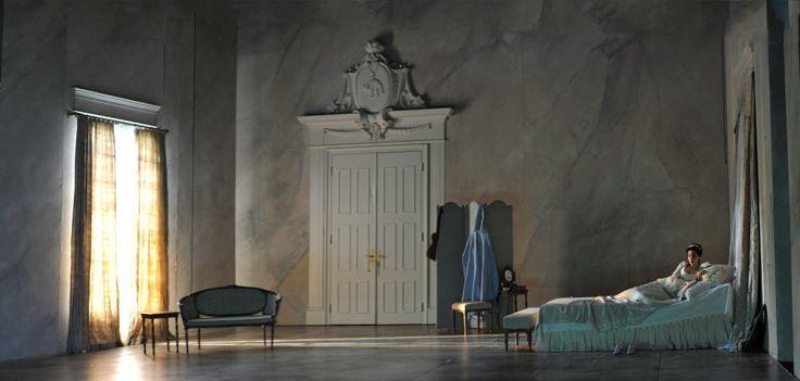 LE NOZZE DI FIGARO Inszenierung Michael Hampe DEUTSCHE OPER AM RHEIN 2014