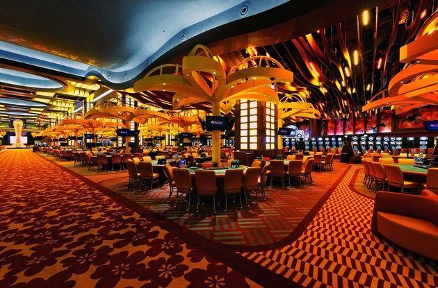 World Sentosa Casino - Singapore | Casinos Interior Design. Best Casino. Contract Furniture. Hospitality Furniture. #bestcasino #interiordesign #contractfurniture Find more inspiration at: www.brabbu.com/