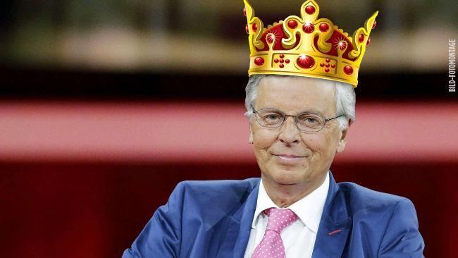 Wer darf am häufigsten zu Jauch & Co?: Wolfgang Bosbach wird wieder Talkshow-König