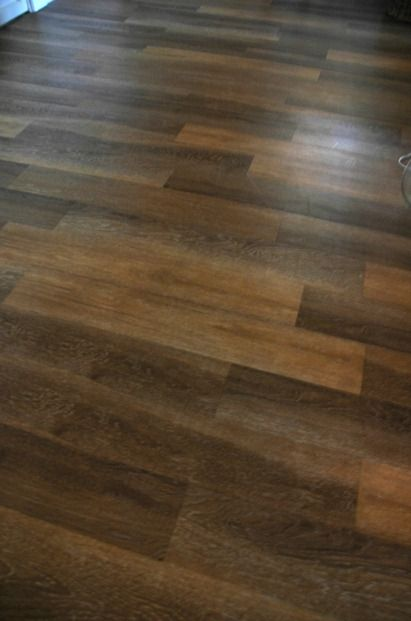Trafficmaster allure vinyl plank flooring from home depot for Allure flooring
