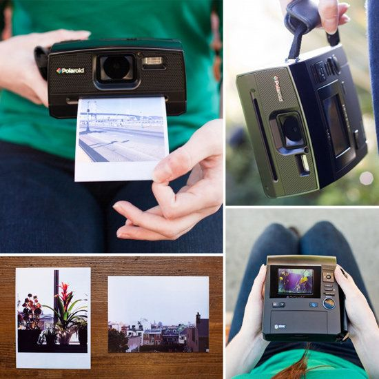 YES! Please bring back instant photography with the new digital polaroid camera!!  @Kay Arndt Taylor
